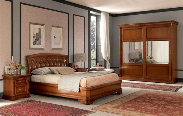 Спальня, вишня