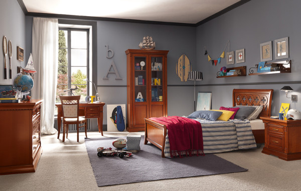 Детская комната, вишня